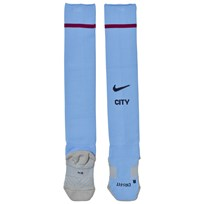 Manchester City FC Blue Manchester City Home Socks FIELD BLUE/WHITE/MIDNIGHT NAVY
