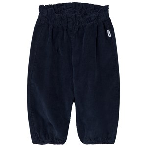 Image of Il Gufo Corduroy Pants Navy 6 months (2743765285)