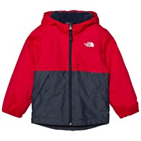 The North Face Red Warm Storm Jacket 682 - TNF Red