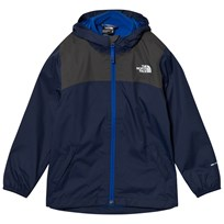 The North Face Navy Elden Rain Triclimate Jacket LEN - Cosmic Blue/Bright Cobalt Blue