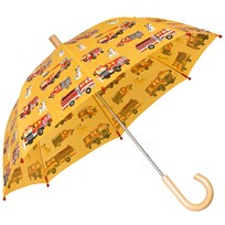 Hatley Yellow Truck Print Umbrella Yellow