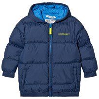 Billybandit Navy Padded Coat 801