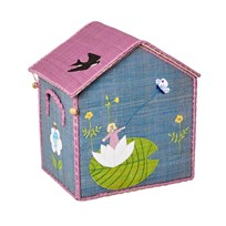 Rice Small Thumbelina Toy Basket Tummelisa