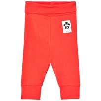 Mini Rodini Basic Leggings Röd Red