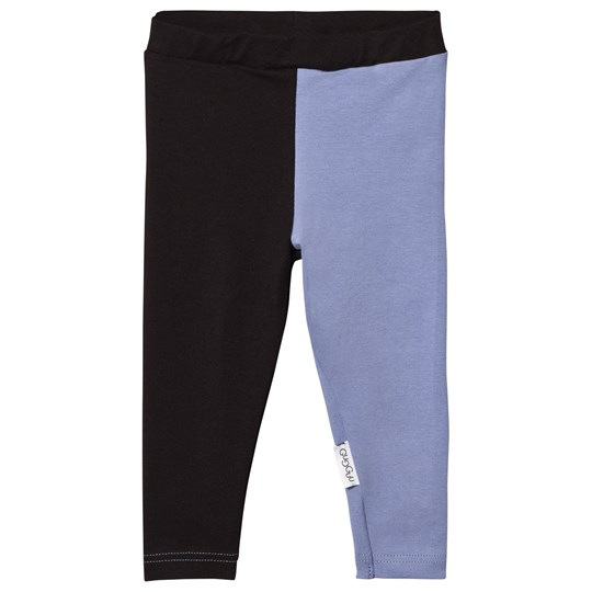Gugguu Leggings Black/Ice Blue Black/Ice Blue