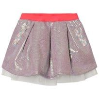 Billieblush Multi Iridescent Sweat Skirt Z40