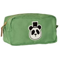 Mini Rodini Panda Case Green Green