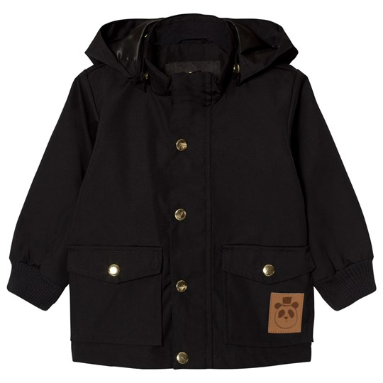 Mini Rodini Pico Jacket Black Black