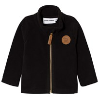 Mini Rodini Fleece Jacka Svart Black