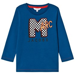 The Marc Jacobs Blue MTV Marc Tee