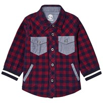 Timberland Red Check Shirt 986