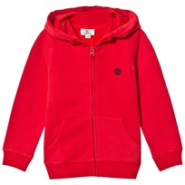 Timberland Red Tree Logo Hoody 986