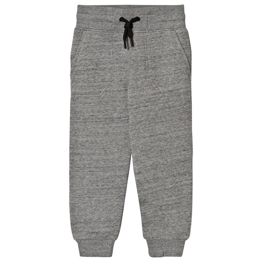 DKNY Grey Marl Branded Sweat Pants A30