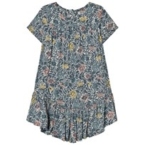Wheat Dress Noemi Midnight Navy Midnight Navy