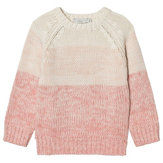 Stella McCartney Kids Pink Freddie Degrade Jumper 5769