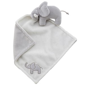 Image of Elephant Cuddle Blanket Elephant Grey (2743730607)