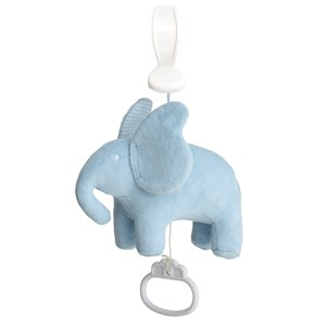 Image of Elephant Pull String Accordion Elephant Blue (2743784411)