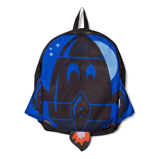 Billybandit Blue Rocket Backpack 85T