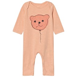 Soft Gallery Baby One-Piece Dusty Pink