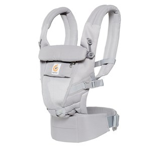 Image of Ergobaby Adapt Baby Carrier Cool Air Mesh Pearl Grey One Size (716965)