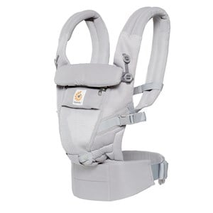 Image of Ergobaby Adapt Baby Carrier Cool Air Mesh Pearl Grey (2743691437)