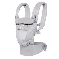 Ergobaby Adapt Baby Carrier Cool Air Mesh Pearl Grey Grey