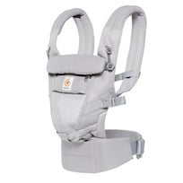 Ergobaby Adapt Baby Carrier Cool Air Mesh Pearl Grey Musta