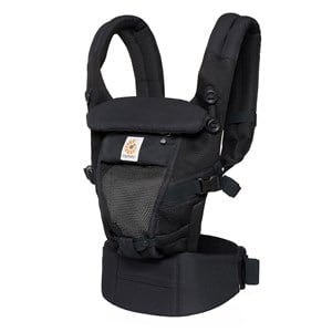 Image of Ergobaby Adapt Baby Carrier Cool Air Mesh Onyx Black (2743691435)