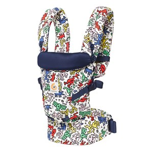Image of Ergobaby Original Adapt Baby Carrier Keith Haring Pop - Special Edition (2743775679)