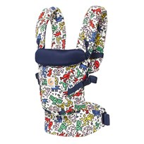 Ergobaby Original Adapt Baby Carrier Keith Haring Pop - Special Edition Black