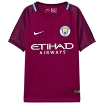 Manchester City FC Manchester City FC Away T-Shirt TRUE BERRY/WHITE