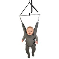 Basson Baby Hop Swing Grey Black