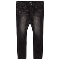 Pepe Jeans Grey Wash Finlay Skinny Jeans 000