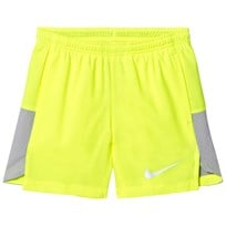 NIKE Boys Volt 6 inch Running Shorts VOLT/WOLF GREY/BLACK