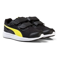 Puma Escaper Mesh Trainers Black Black