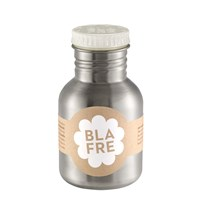 Blafre Steel Bottle 300ml White Hvit