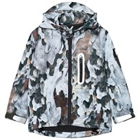 Molo Hogan Soft Shell Jacket Bark bark