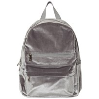 Molo Velvet Backpack Neutral Gray Neutral Gray