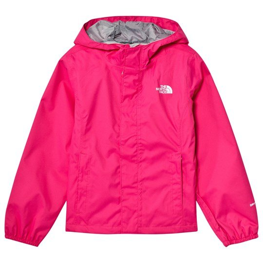 The North Face Pink Resolve Reflective Jacket 79M - Petticoat Pink