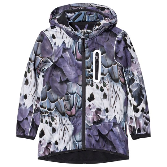 Molo Hillary Soft Shell Jacket Fine Feather Fine Feather