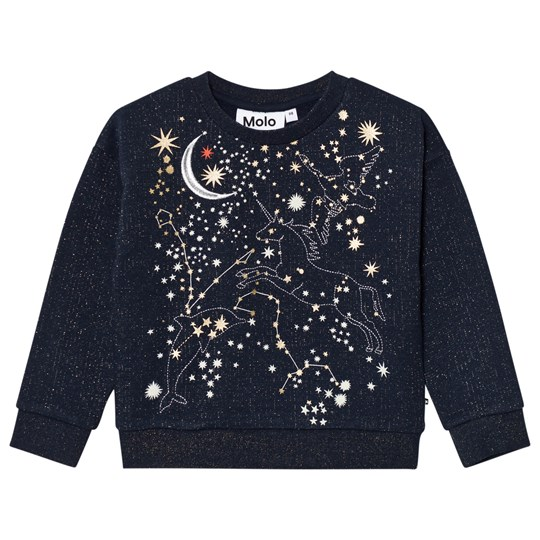 Molo Maila Sweatshirt Total Eclipse Total Eclipse
