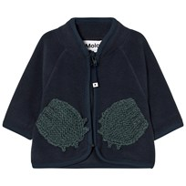 Molo Umo Fleece Jacket Midnight Navy Midnight Navy