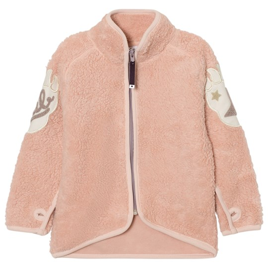 Molo Ulan Fleece Jacket Peach Whip Peach Whip
