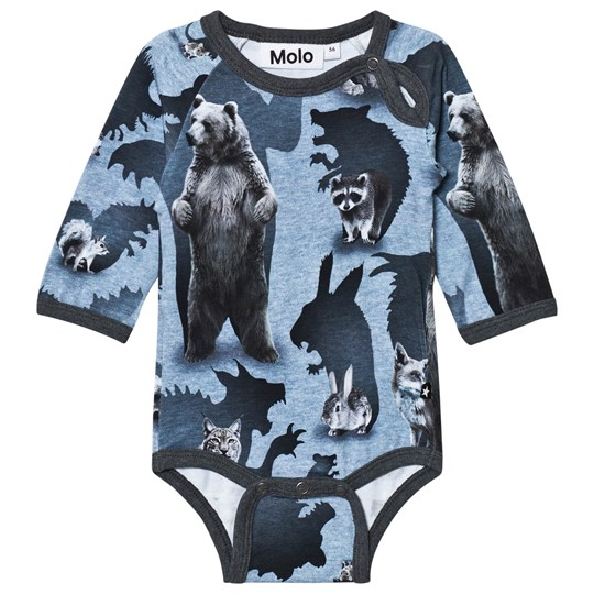 Molo Field Baby Body Shadow Camo Shadow Camo