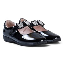Lelli Kelly Love Black Patent Shoes BLACK PATENT