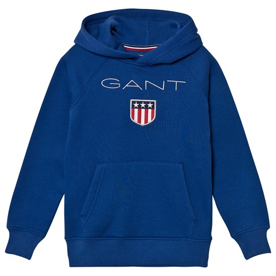 GANT Blue Shield Overhead Hoody 435