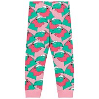 Gardner and the gang Leggings Rosa Pink