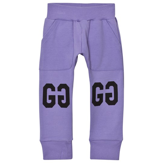 Gardner and the gang Slouchy Pants Purple Violet