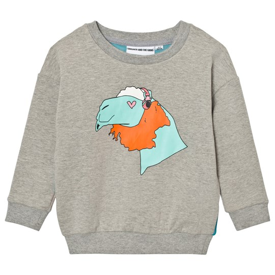 Gardner and the gang The Classic Sweatshirt Grey/Blue Grey/Blue