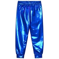 Gardner and the gang Metallic Leggings Blå Blue